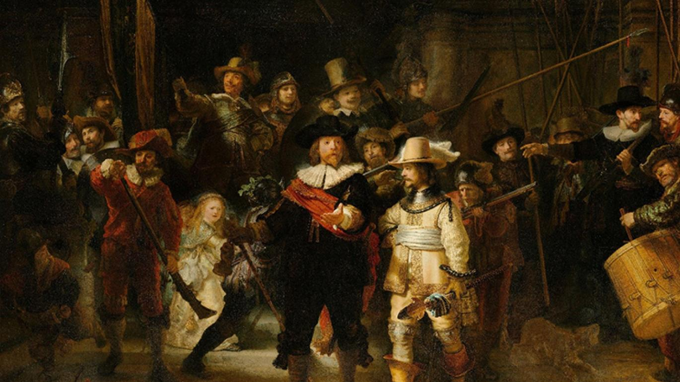 The Underbelly of the Dutch Golden Age: War and the Waterwolf