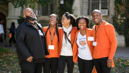 Alumni at Thrive: Empowering and Celebrating Princeton's Black Alumni