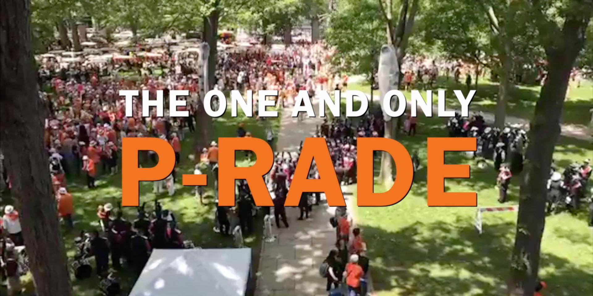 P-Rade Screenshot