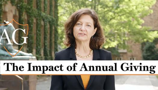 Debbie Prentice on the Impact of Annual Giving